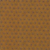Moda - Spice It Up - 6614 - Brown Paisley on Tan - 38058 12 - Cotton Fabric